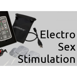 Electro Sex Stimulation